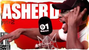 Asher D – Fire In The Booth pt2