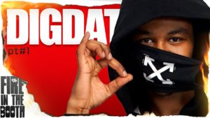DigDat – Fire In The Booth
