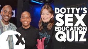 Emma Mackey & Ncuti Gatwa take Dotty's *** Education Quiz