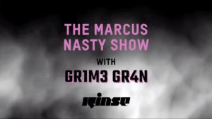 Grime Gran | The Marcus Nasty Show | Rinse FM