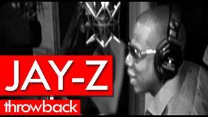 Jay-Z freestyle NEVER HEARD BEFORE! 1997 Throwback (lyric video) Westwood