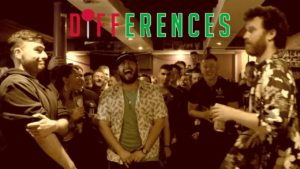 KJ VS KINELL | Don't Flop Rap Battle | Differences