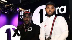 M1llionz – Voice Of The Streets Freestyle W/ Kenny Allstar on 1Xtra