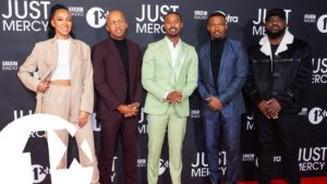 Michael B. Jordan, Jamie Foxx and Bryan Stevenson – Changing the Black Narrative