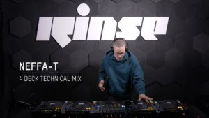 Neffa-T | 4 Deck Technical Mix