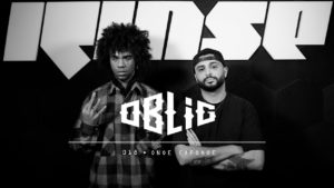 Oblig with Onoe Caponoe (Rinse FM Freestyle)