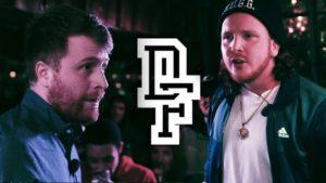 RED FLAG VS CRAFT-D | Don't Flop Rap Battle | 11th Birthday Tour