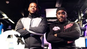 Rimzee – Voice Of The Streets Freestyle W/ Kenny Allstar on 1Xtra
