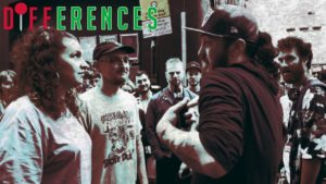 SHAWGI BEAR & MATTER VS ODIE & KINELL | Don't Flop Rap Battle | #DIFFERENCES