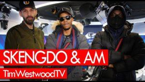 Skengdo & AM on case, 410, mixtape, hits, Brooklyn drill – Westwood
