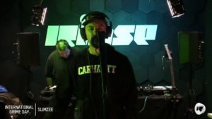 Slimzee with USF   International Grime Day