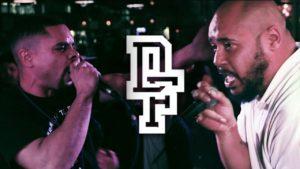 TRADEMARK BLUD VS HULK | Don't Flop Rap Battle | 11th Birthday Tour