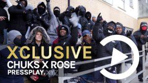 #AV9 Chuks X Rose9 – Facts (Music Video) #IrishDrill | Pressplay