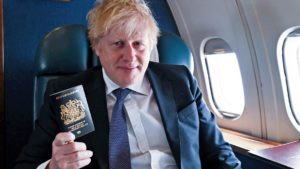 UK Post-Brexit passports made in Poland