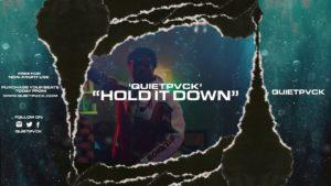 "*FREE* ""Hold it Down"" – Roddy Ricch x Frosty x Drill Type Beat | Quietpvck"
