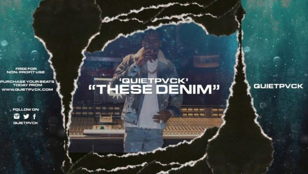"*FREE* ""These Denim"" – Lil Baby x Future x Quay Global Type Beat 