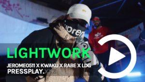 Jerome0511 x Kwaku x Rabe x LDG – Lightwork Freestyle 🇩🇪 | Pressplay