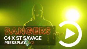 (M20) C4 X (N9) St Savage – B*TCH (Music Video)