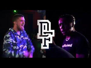 STRAY WOLF VS TEK | Don't Flop Rap Battle | 11th Birthday Tour