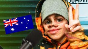 The Kid Laroi WON'T STOP Talking About Australia
