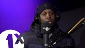 Tiny Boost – Voice Of The Streets Freestyle W/ Kenny Allstar on 1Xtra