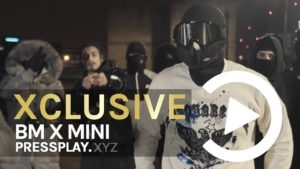 (TPL) Bm X Mini – Move Diligent (Music Video) Prod By Chris Rich | Pressplay