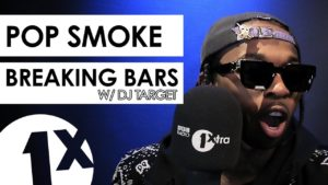 """You were doing Netflix & Chill with Top Boy!"" Pop Smoke breaks down his lyrics 