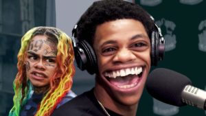 A Boogie DODGES Questions about 6IX9INE