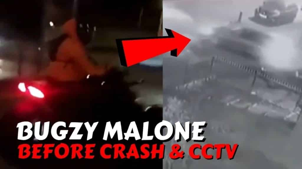 Bugzy Malone What Happened (Before & CCTV Footage)