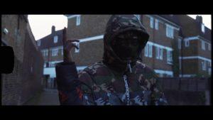 HHunna – Men In black (Music Video)