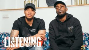J Hus – Big Conspiracy   The Listening Party