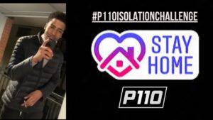 Jay Brando | #P110ISOLATIONCHALLENGE @jay_brando_7 | P110