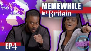 LV & VERY VEE DISCUSS STEVE-Os 3-YEAR-OLD DAUGHTER, & DANCING FOR 50P 😂   MEME WHILE IN BRITAIN EP 4