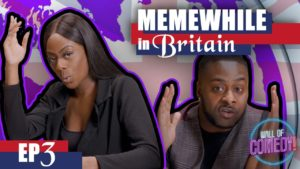 LV & VERY VEE VOUCH FOR FURY OVER AJ & EXPOSE AUNTY BOOTS 🤣| MEME WHILE IN BRITAIN EP 3