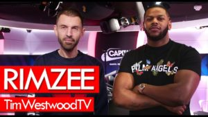 Rimzee on returning, Upper Clapton Dream 2, state of the game, changing style – Westwood