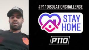 Robbahollow | #P110ISOLATIONCHALLENGE @robbahollow | P110