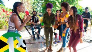 Sevana, Jaz Elise, Lila Ikè and Naomi Cowan – International Women's Day Session