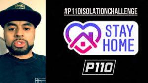 SUP£R | #P110ISOALTIONCHALLENGE @tpsuper | P110