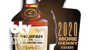 Taliifah | 2020 More Henny (ft. Gangster Kid) [Lyric Video]: SBTV
