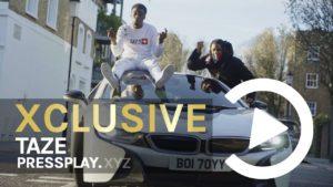 Taze – My Slime (Music Video) Prod By Bnizz   Pressplay