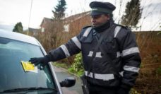 Traffic warden issues four fines to man who can't move car due to self-isolation