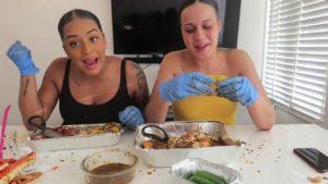 Vlog #20 | Sea Food Boil | FUNNIEST VIDEO EVERRRRRR!