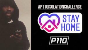 A Hudz | #P110ISOLATIONCHALLENGE @official_a_hudz
