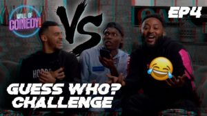 BAILEY & FU-IZZY CLASH, & FU-IZZY CALLS INFLUENCER ON A DATE 🤣 | Vs. GUESS WHO? EP. 4