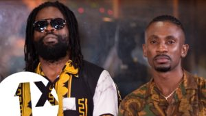 Bling Dawg & Christopher Martin – YO (Live at Tuff Gong Studios) | 1Xtra Jamaica 2020