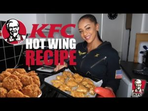 Eat With Paige #5 | KFC Hot Wings Recipe | LAZY TOWN EDITION!