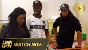 Fan Dine With Me (Ep.5) Poundz | Link Up TV