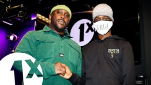 Fizzler – Voice Of The Streets Freestyle W/ Kenny Allstar on 1Xtra