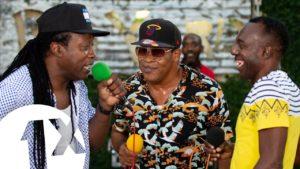 Flourgon, Daddy Lizard, Courtney Melody & Johnny P Old Skool Session | Big Yard | 1Xtra Jamaica 2020