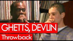Ghetts & Devlin freestyle back 2 back – Crib Session 2009 throwback
